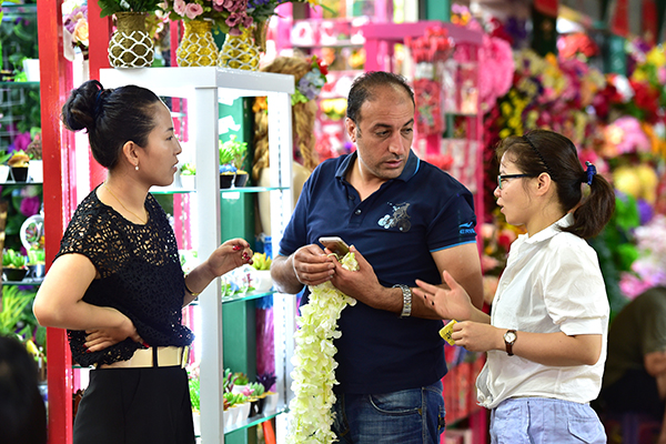 Yiwu wraps up Brazilian market in ePackets